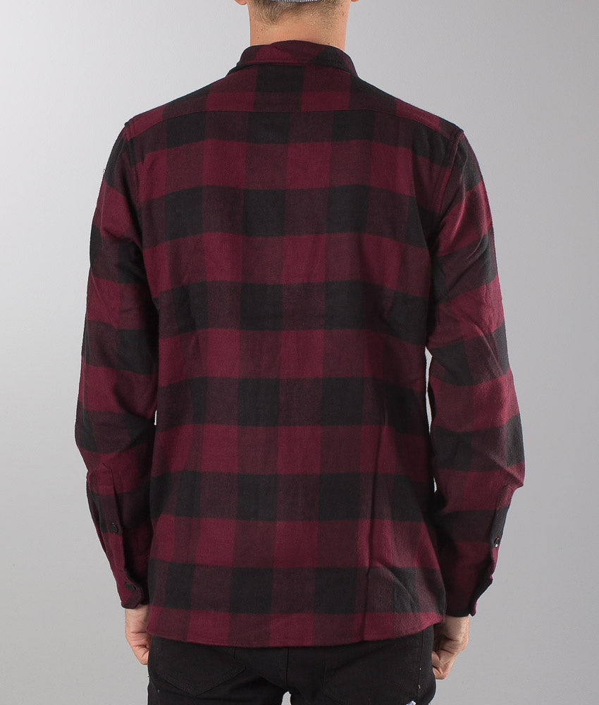 Kjøp Sacramento Skjorte fra Dickies på Ridestore.no - Hos oss har du alltid fri frakt, fri retur og 30 dagers åpent kjøp!