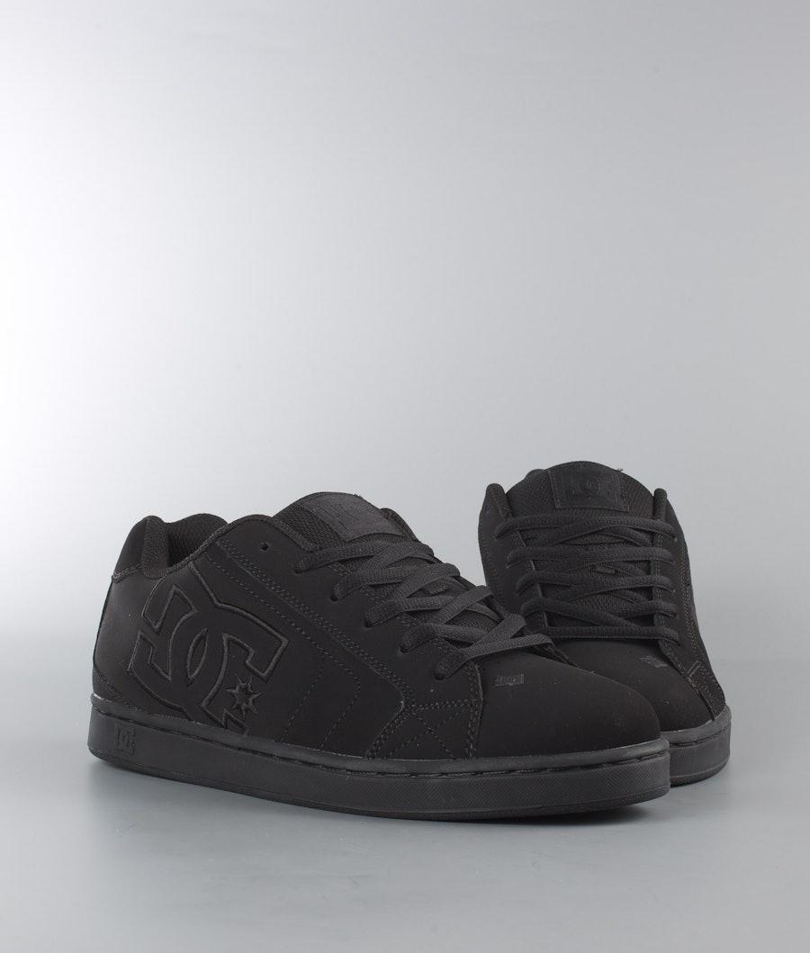 DC Net Schuhe Black/Black/Black