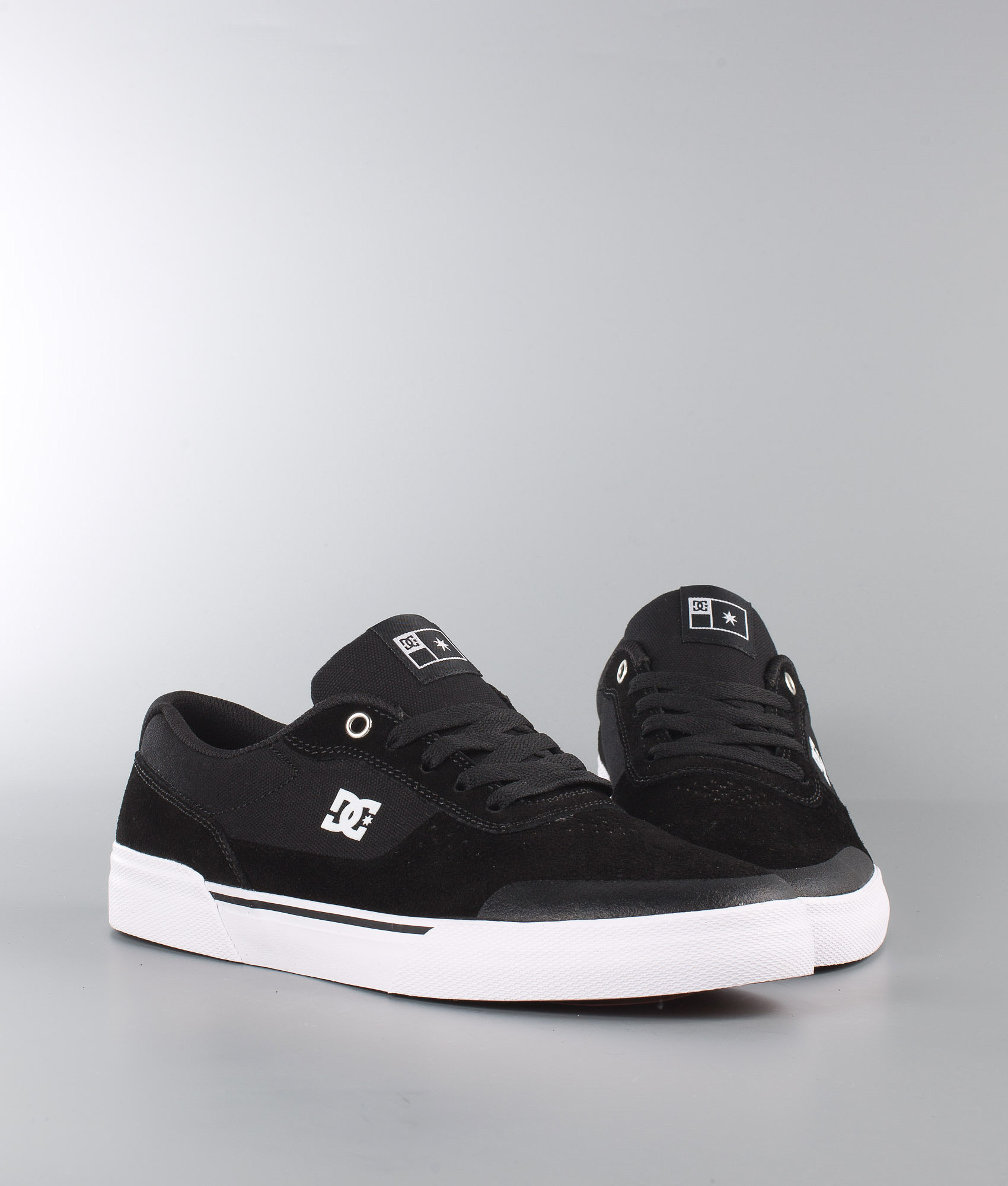 ab935fca11 DC Switch Plus S Shoes Black/White