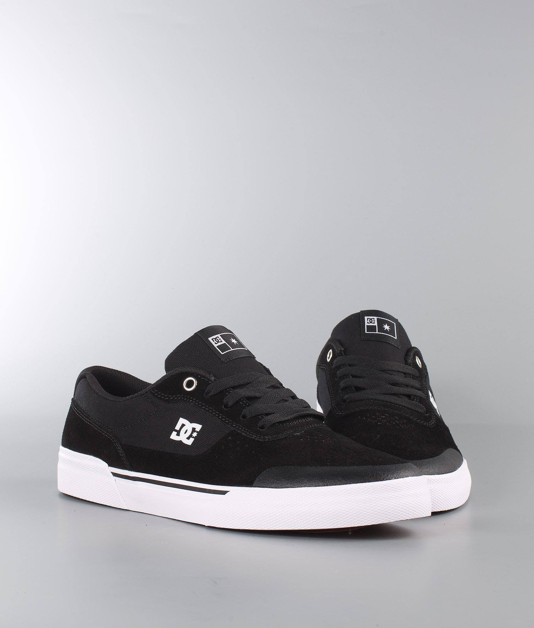 ba91c03522 DC Switch Plus S Shoes Black/White - Ridestore.com