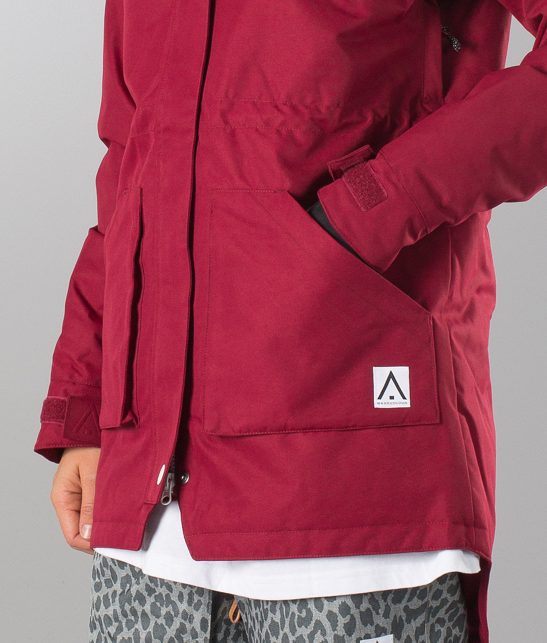 Buy WEAR Parka Snowboard Jacket from WearColour at Ridestore.com - Always free shipping, free returns and 30 days money back guarantee