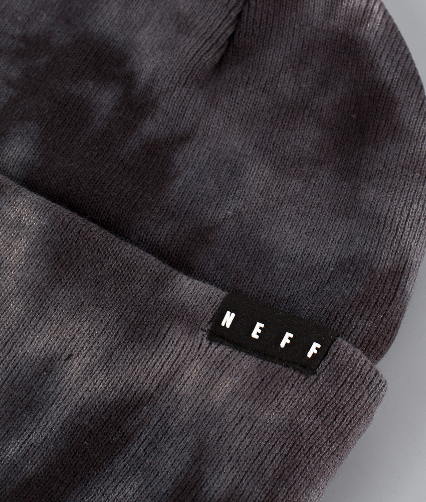 4f8ebeef662 Neff Lawrence Washed Beanie Grey - Ridestore.com