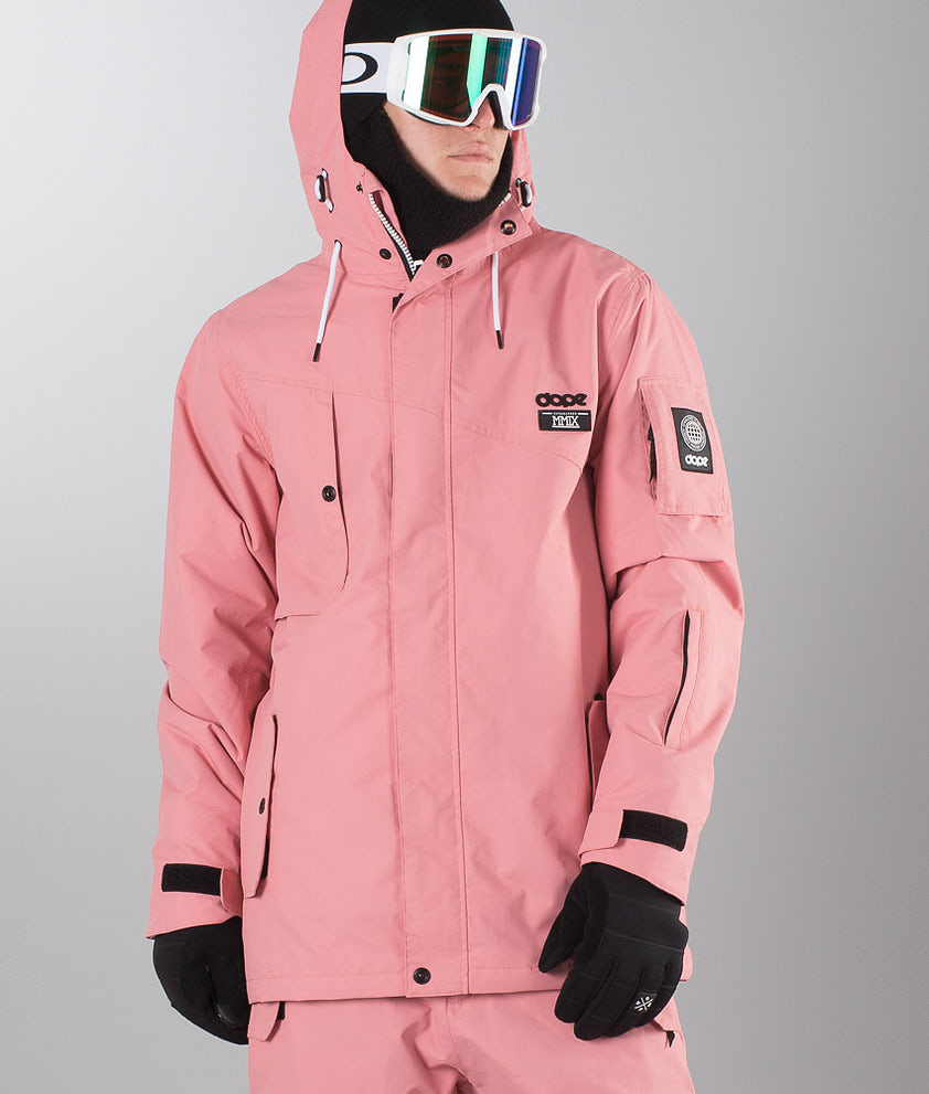 Dope Adept Veste de Snowboard Pink