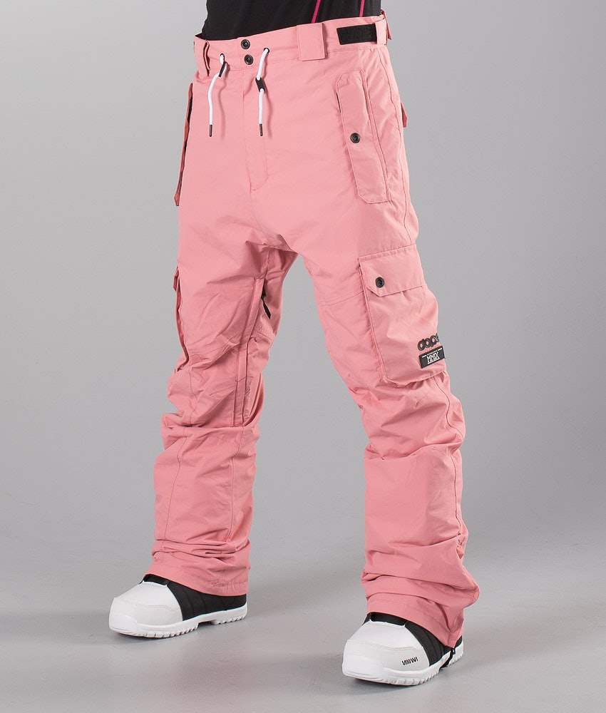 Dope Adept Pantaloni da snowboard Pink