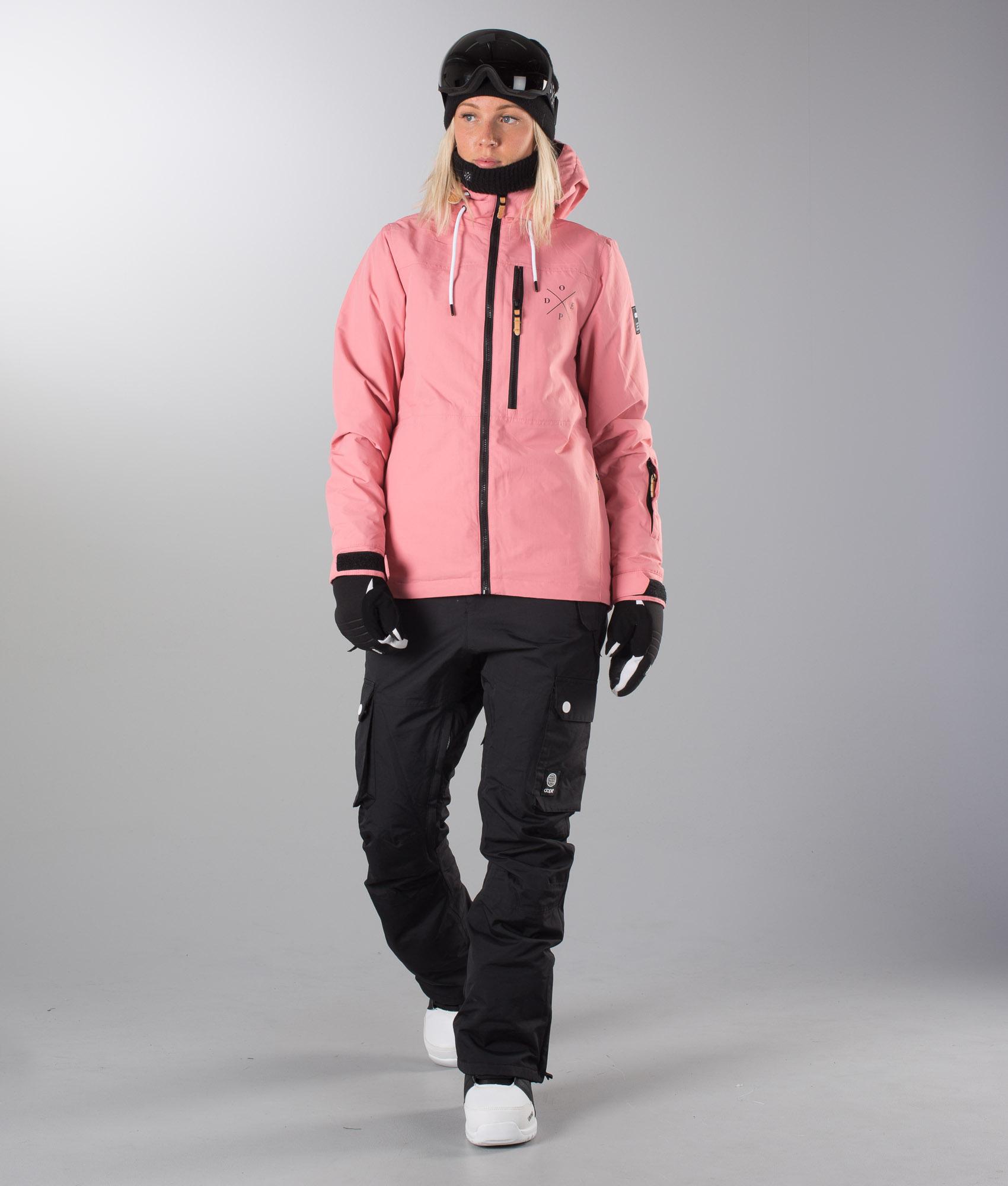 Dope De Snowboard T77rw Veste Pink Chez Divine YWH29IED
