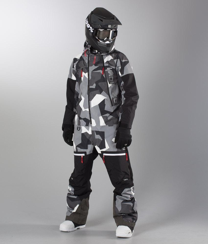 Montec Next 20K Monosuit Artic-Camo