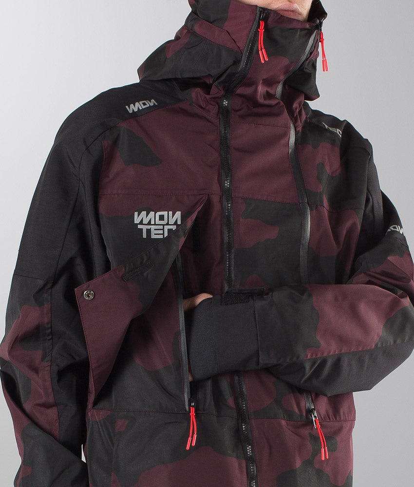 Buy Mount 20K Ski Jacket from Montec at Ridestore.com - Always free shipping, free returns and 30 days money back guarantee
