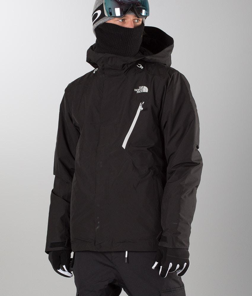 materiales de alta calidad muchos de moda mejor lugar para The North Face Descendit Snowboard Jacket Black