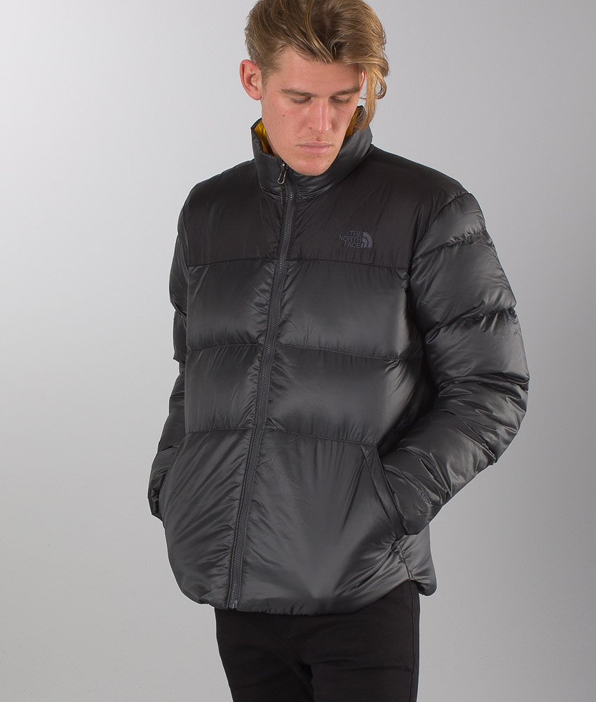 039ab0024 The North Face Nuptse III Jacket Asphalt Grey