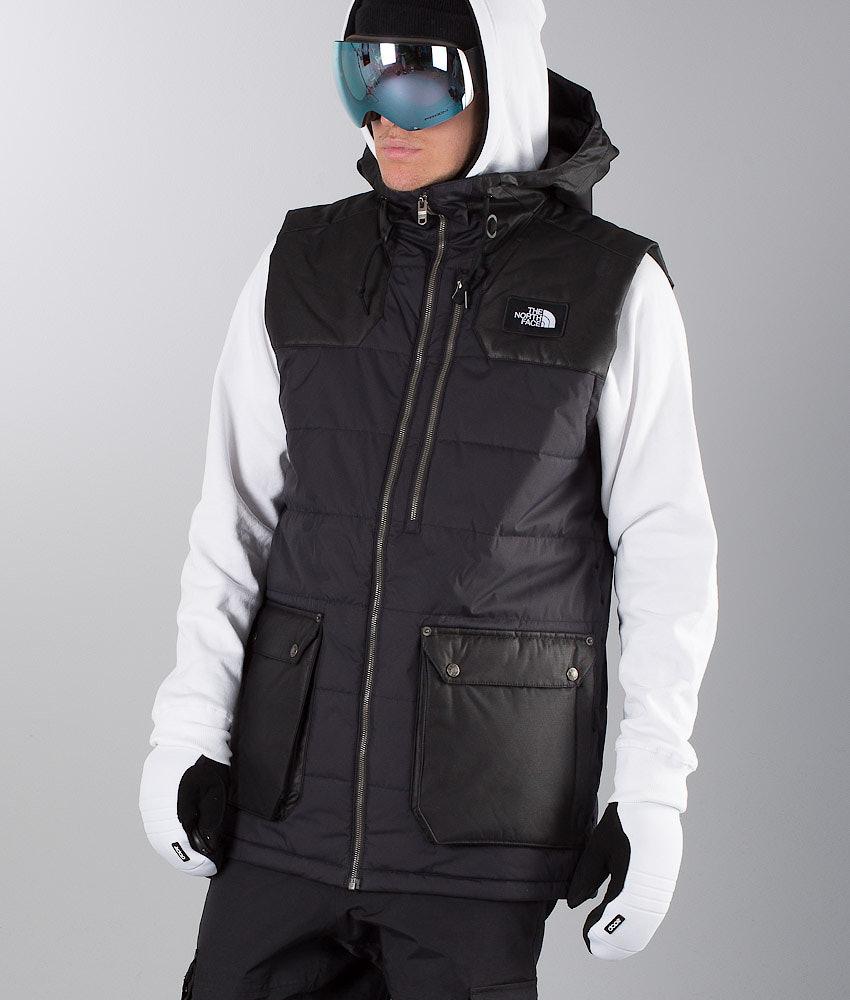 7480b994919f The North Face Camshaft Vest Snowboard Jacket Tnf Black - Ridestore.com