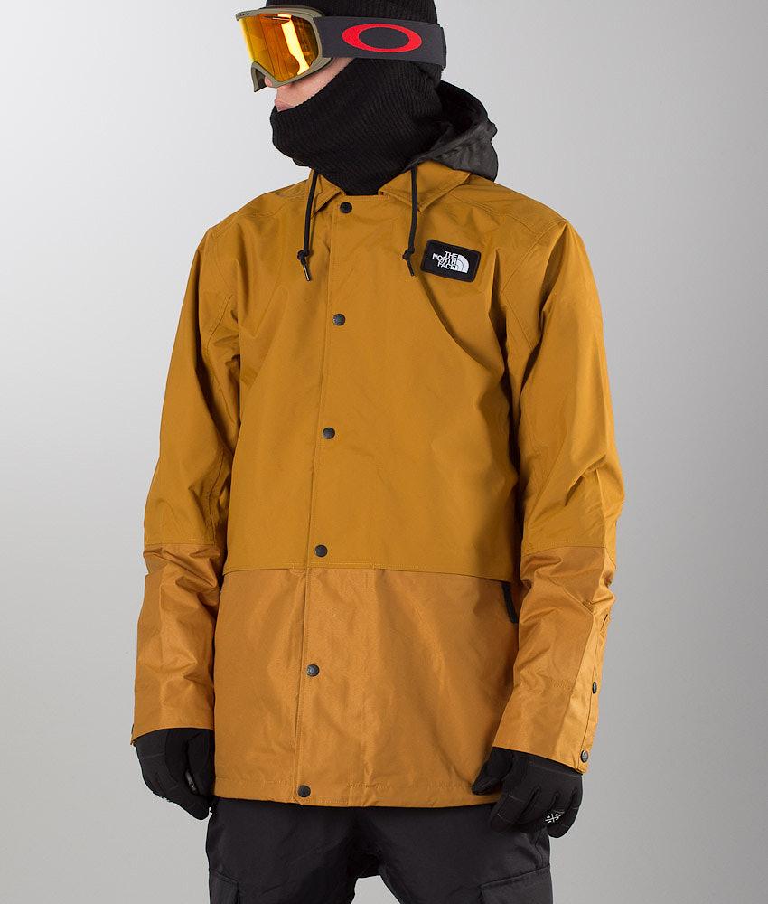 48747abc0 The North Face Rambler Snowboard Jacket G Brwn/Black