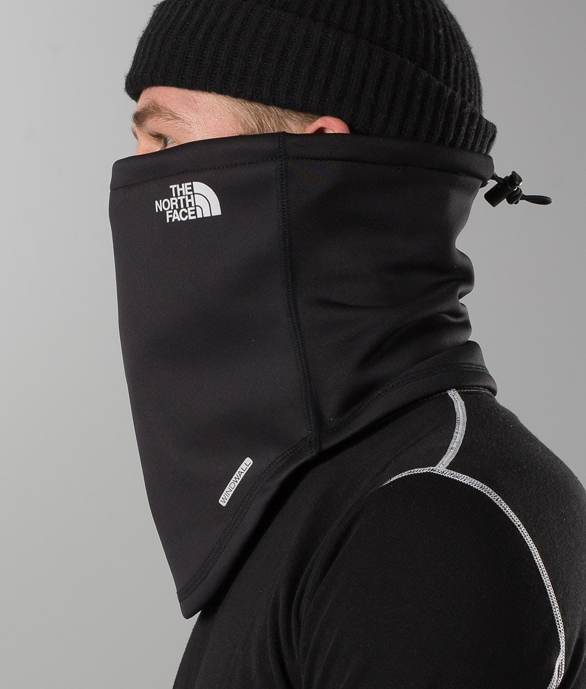 The North Face Windwall Neck Gaiter Ansiktsmask Tnf Black