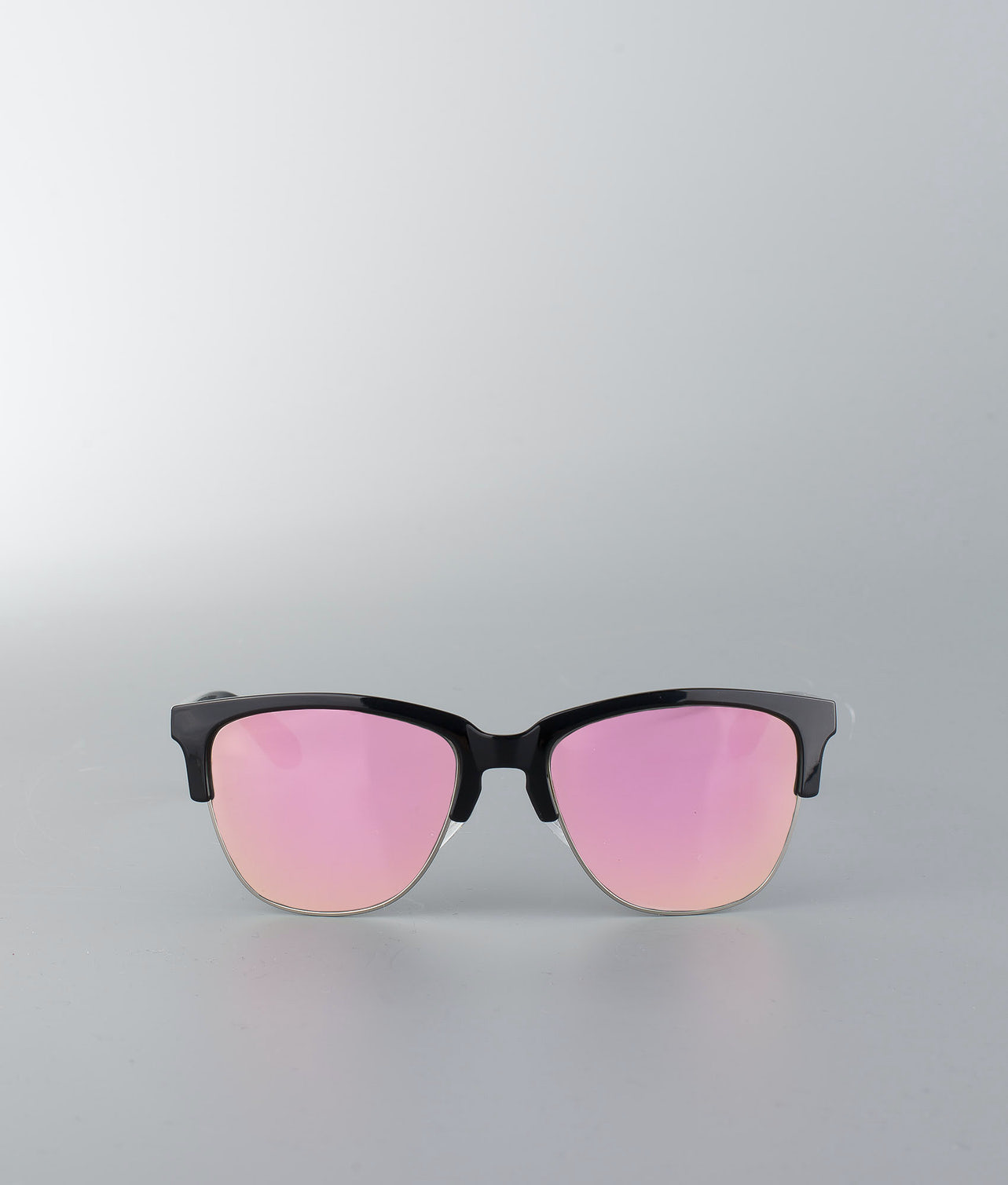 Dope Vacay Solbriller Glossy Black W/Rose Mirror
