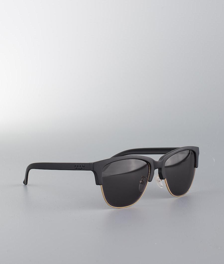 Dope Vacay Solglasögon Matte Black W/Black