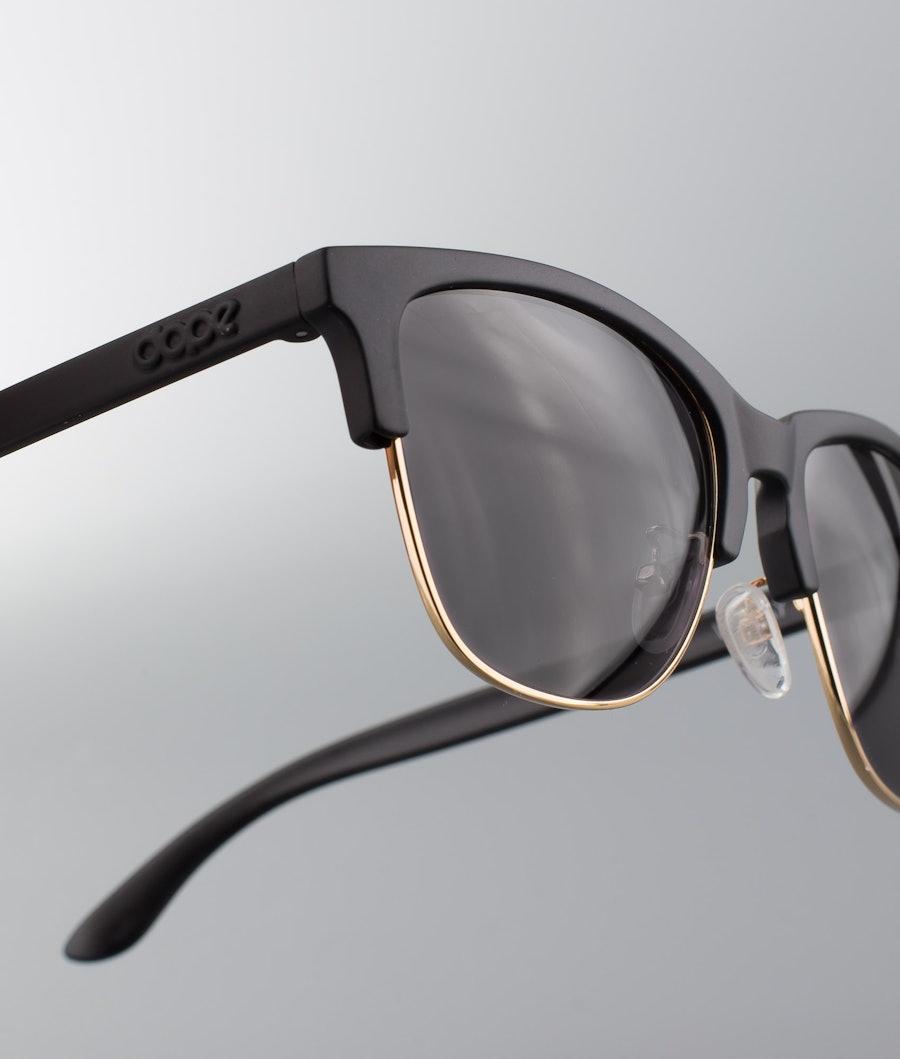 Dope Vacay Solbriller Matte Black W/Black