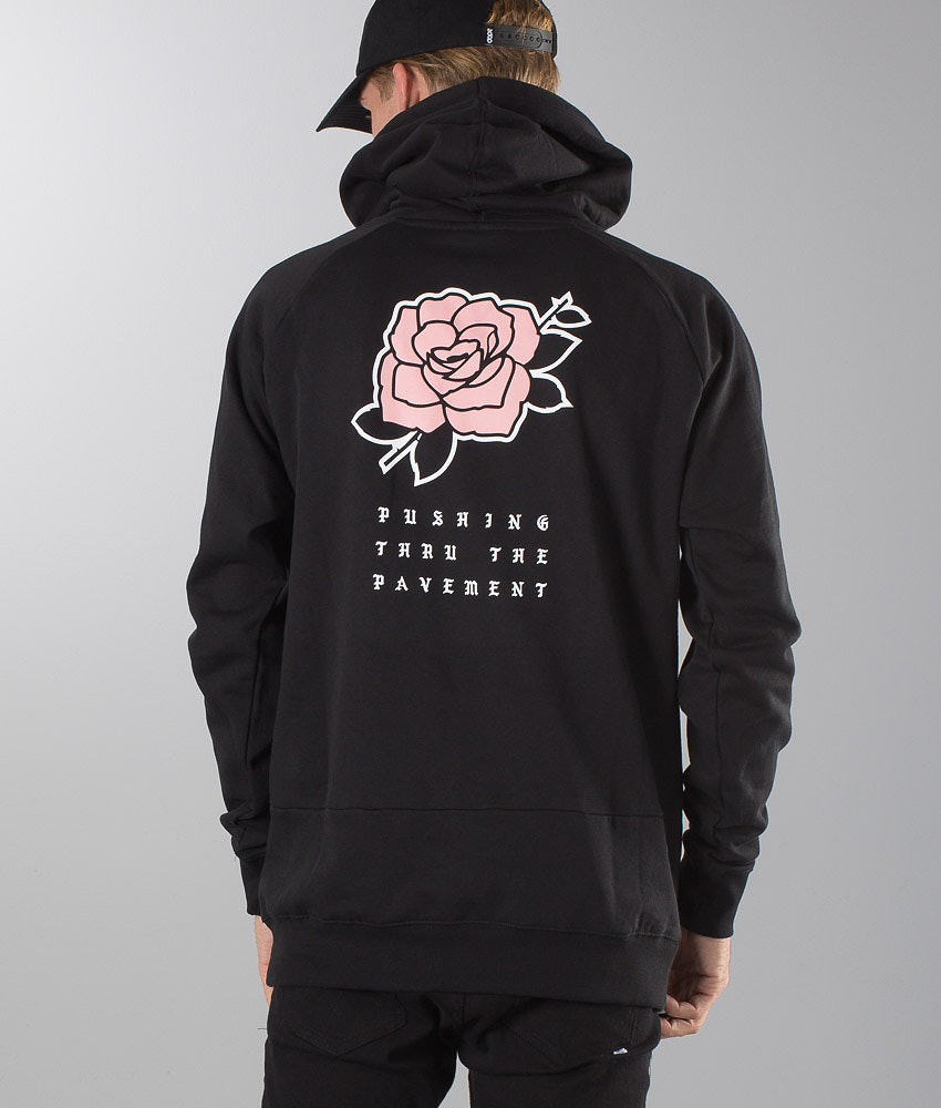 Dope Rose Capuche Black
