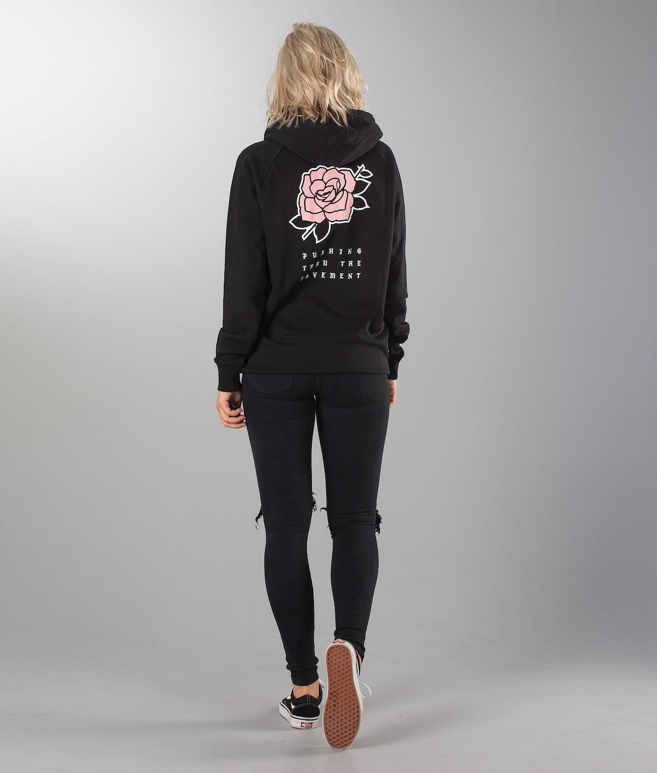 Köp Rose Unisex Hood från Dope på Ridestore.se Hos oss har du alltid fri frakt, fri retur och 30 dagar öppet köp!