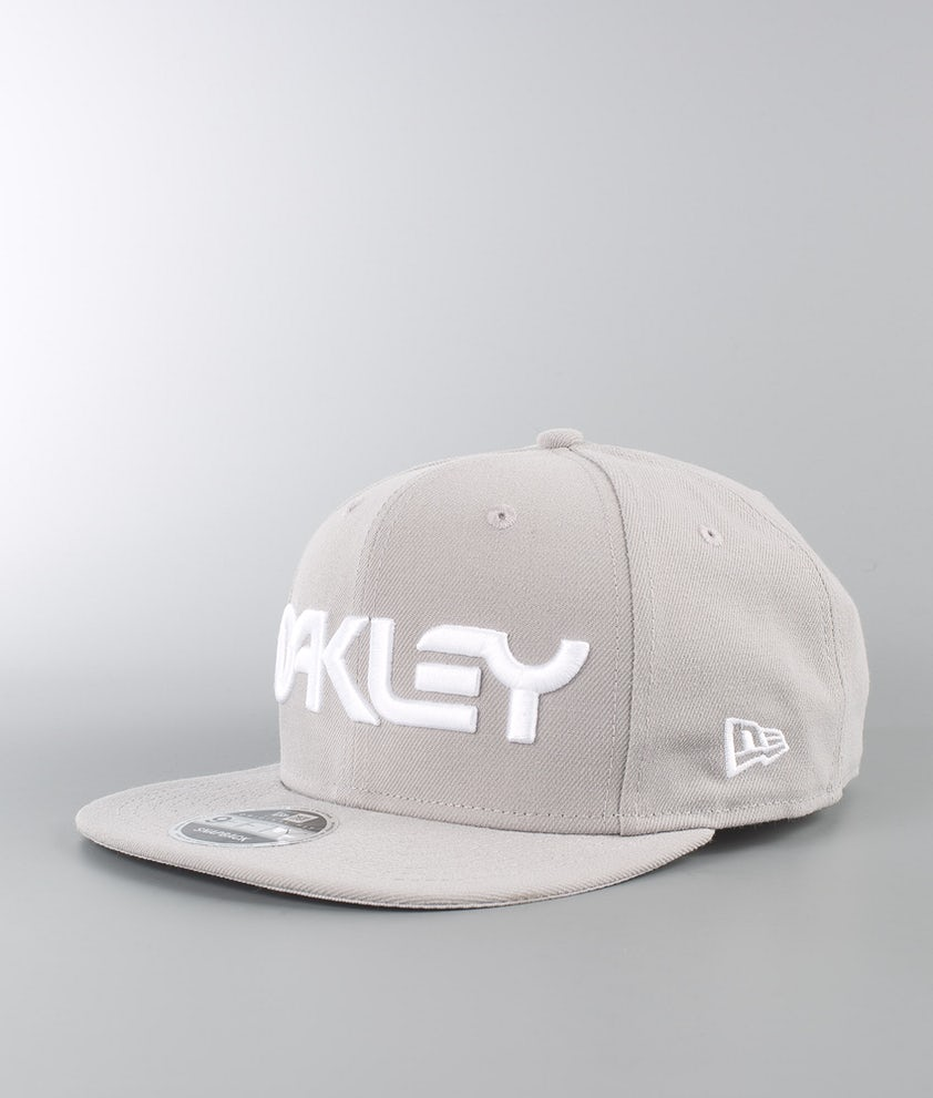 Oakley Mark II Novelty Snap Back Caps Stone Gray