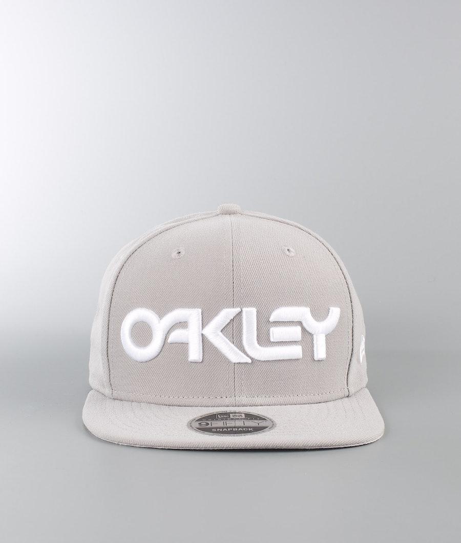 Oakley Mark II Novelty Snap Back Keps Stone Gray