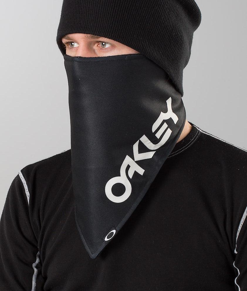Oakley Switch It Up Bandana Ansiktsmask Blackout