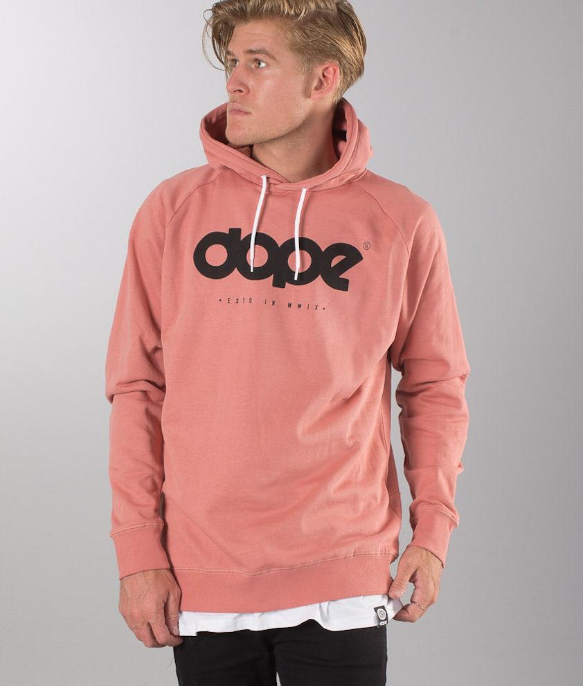 Dope OG Logo Hood Softpink