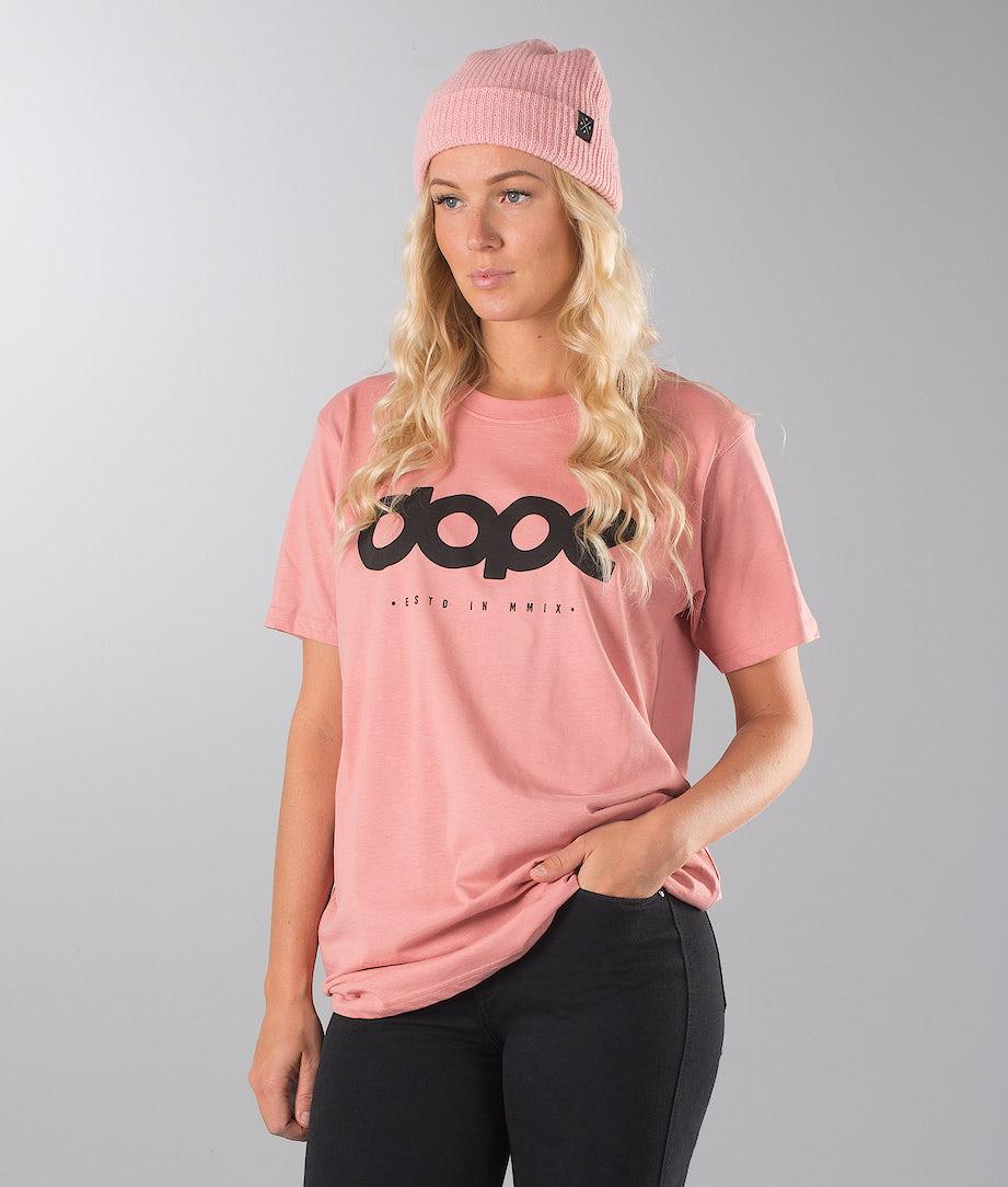 Dope OG Logo Unisex T-Shirt Softpink