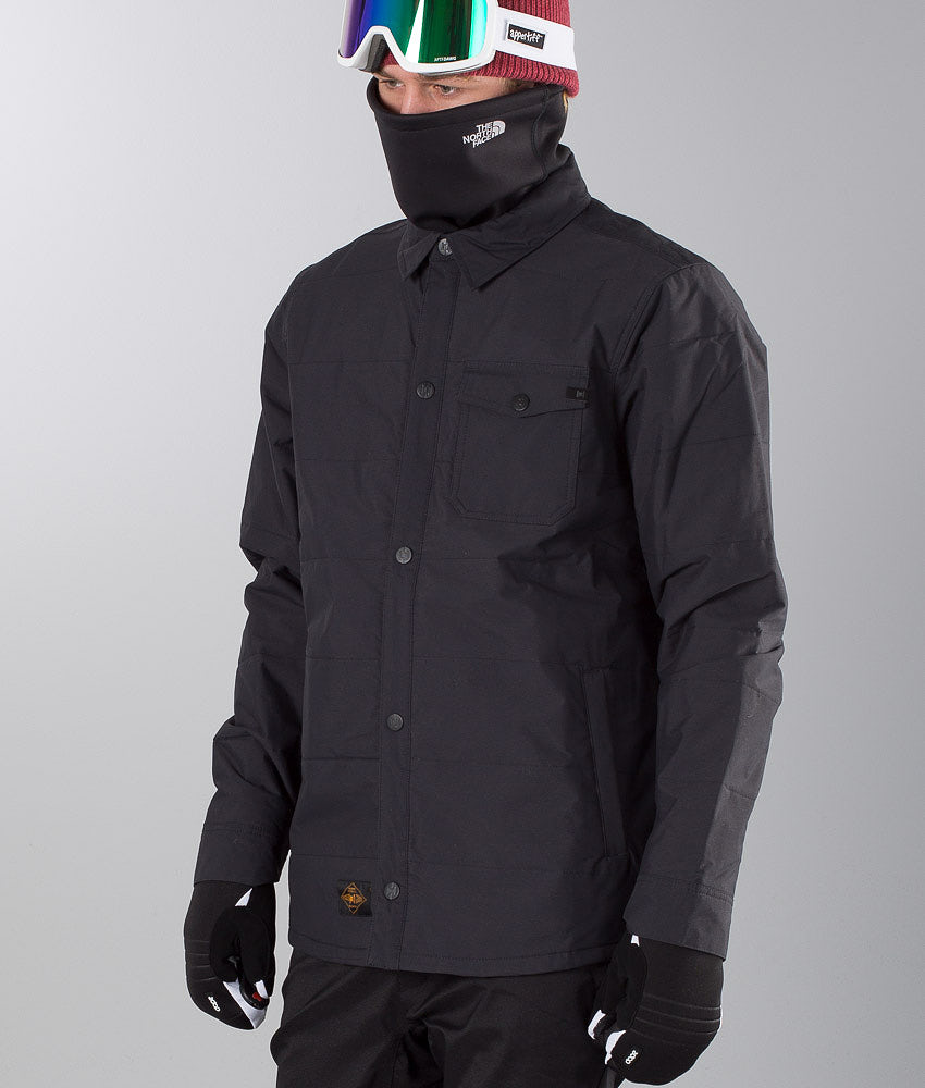 L1 Flint  Snowboard Jacket Black