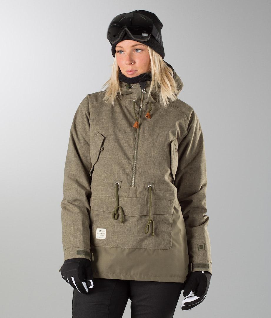 L1 Prowler Jacket  Snowboardjakke Military