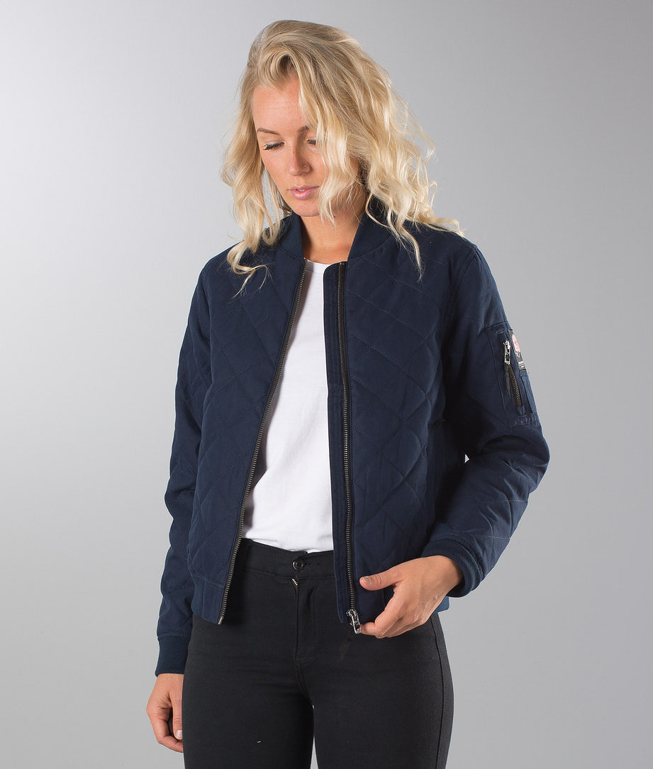 Dope Girls Bomber Jacket Marine