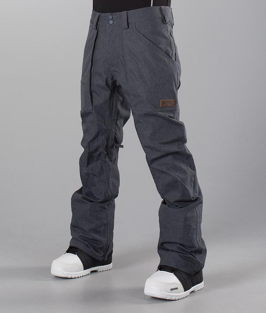 08fb03d35 Burton Southside Snow Pants Denim - Ridestore.com