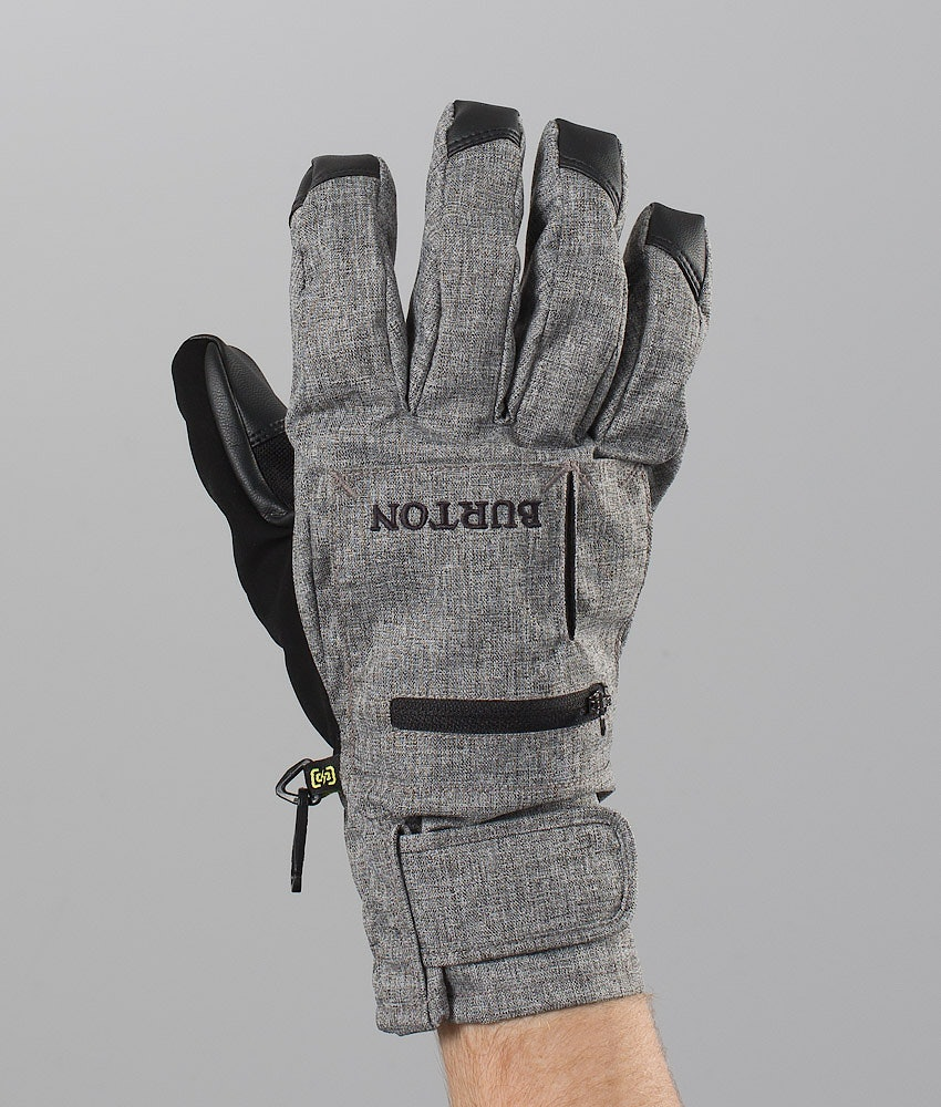 Burton Baker 2 In 1 Ski Gloves Bog Heather