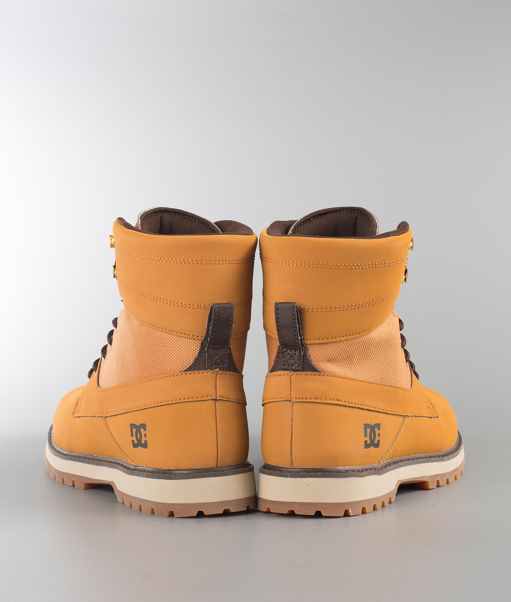 1b3f0726a010 DC Uncas Shoes Wheat/Black/Dk Chocolate - Ridestore.com