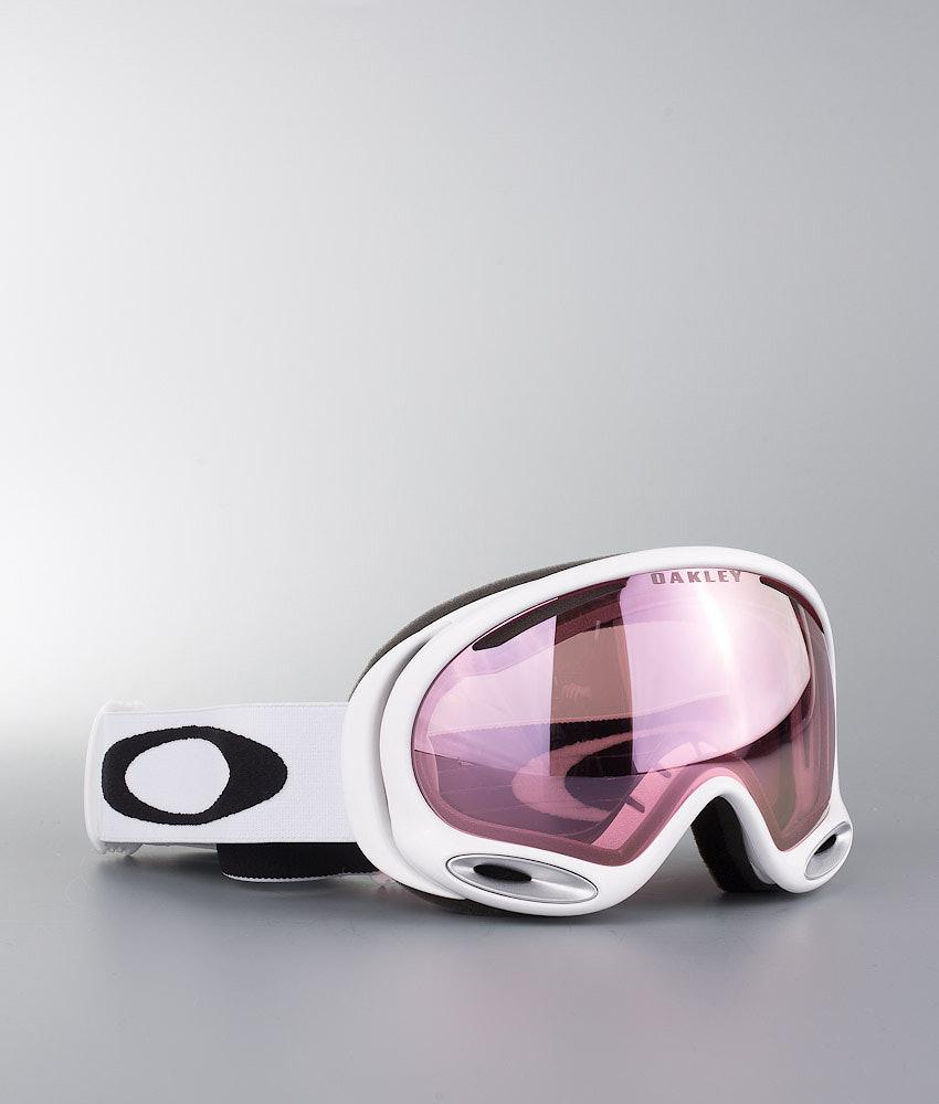 1416baee2c4c Oakley A-Frame 2.0 Skibriller Polished White W Prizm Hi Pink ...