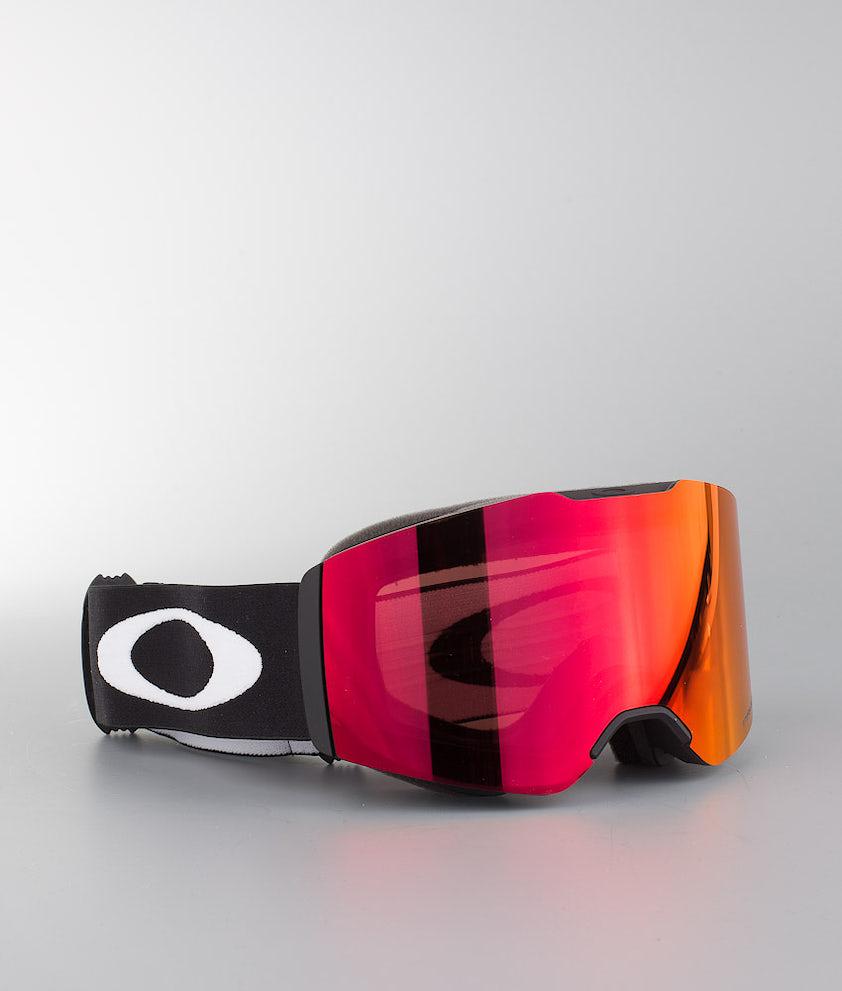 Oakley Fall Line Ski Goggle Matte Black W/Prizm Snow Torch Iridium