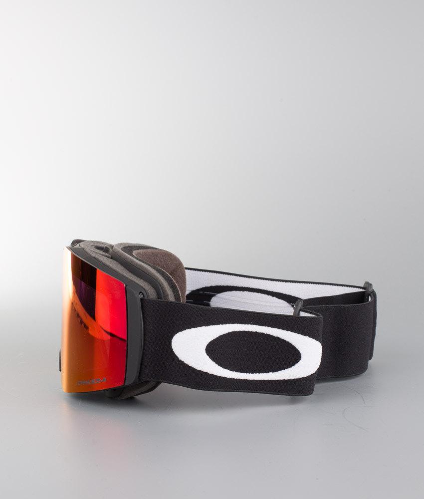 e79ec7eb37 Oakley Fall Line Ski Goggle Matte Black W Prizm Snow Torch Iridium ...