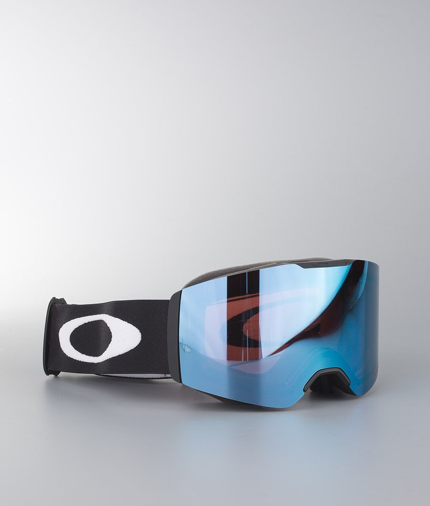 Oakley Fall Line Skibriller Matte Black W/Prizm Sapphire