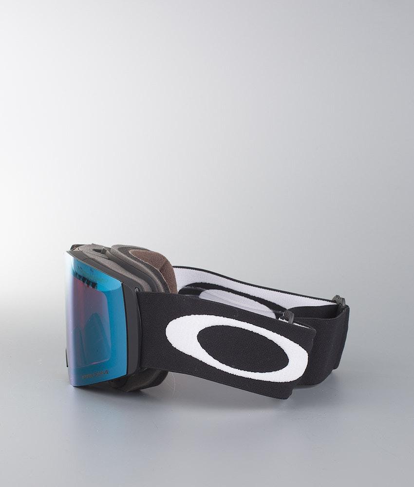 Oakley Fall Line Ski Goggle Matte Black W/Prizm Sapphire