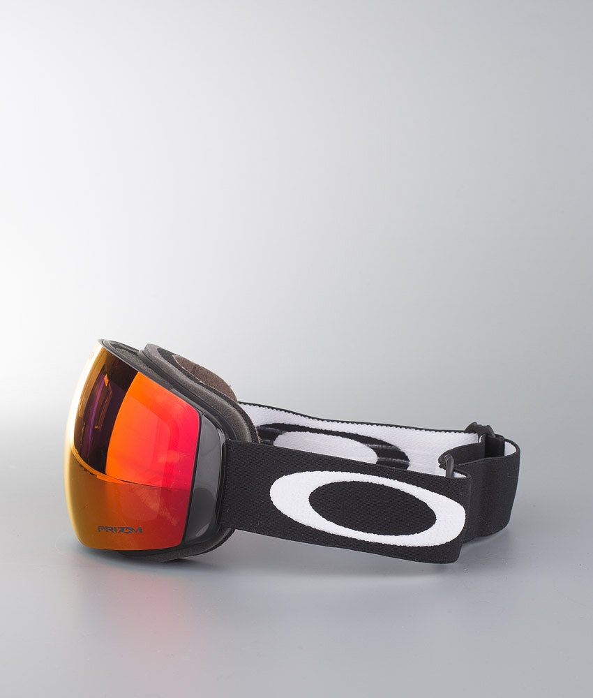Oakley Flight Deck XM Skidglasögon Matte Black With Prizm Torch Iridium Lens