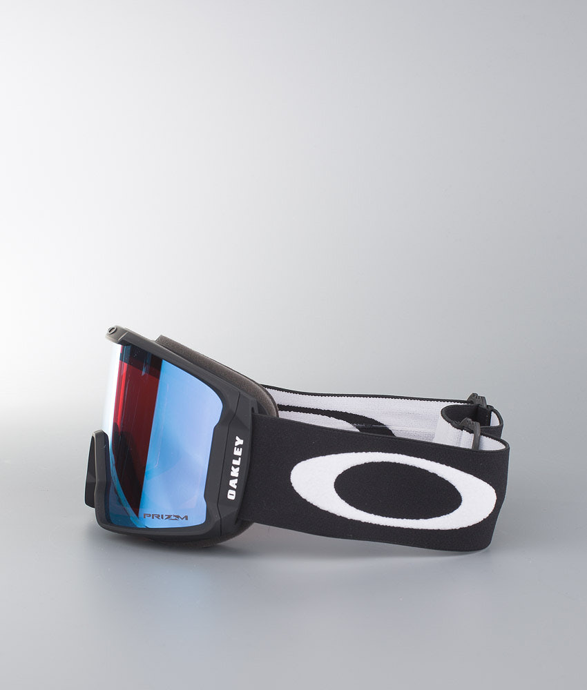 Oakley Line Miner Skidglasögon Matte Black W Prizm Sapphire ... 6079d278e9d4c