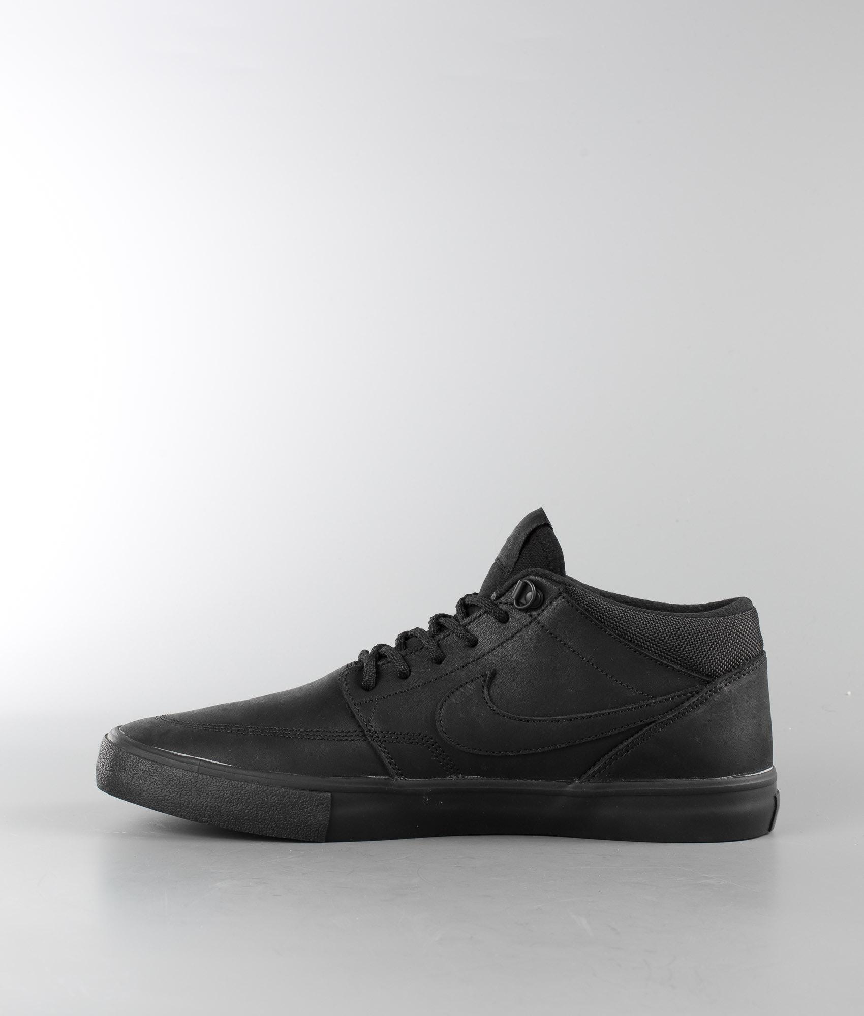 purchase cheap b88b1 15970 Nike Solarsoft Portmore II Mid Premium Shoes