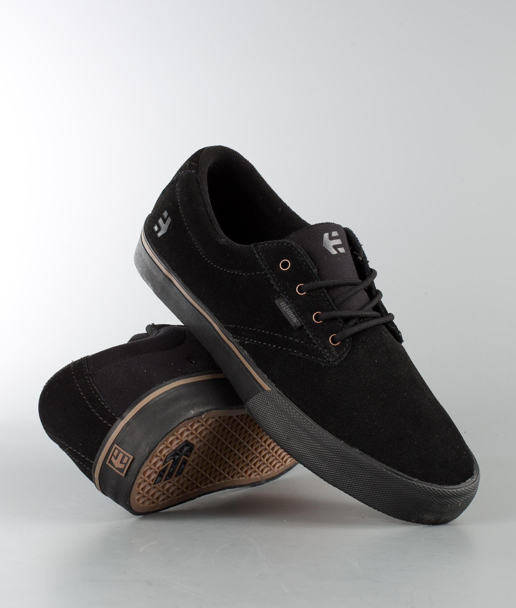 Etnies Jameson Vulc Schuhe BlackBlackGum