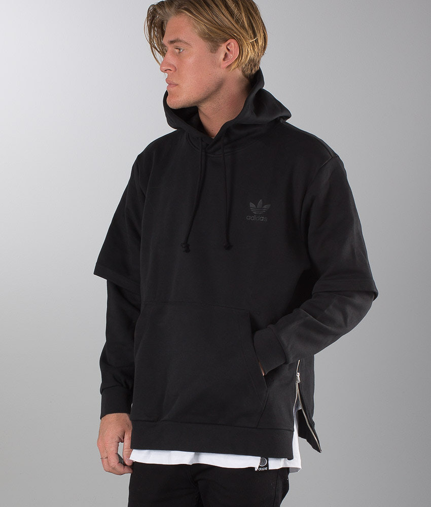 Adidas Originals Winter-D-Oth-H Hood Black - Ridestore.com df8ed4ca0