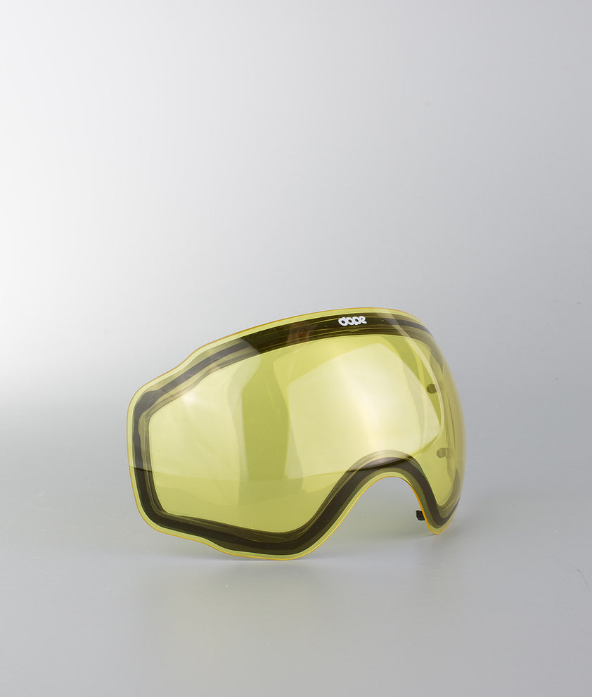 Dope Sphere Extra Glas Snow Bright Yellow