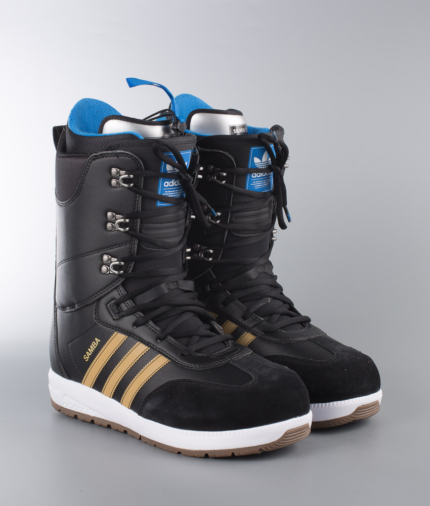 Snowboarding Cblackgoldmtftwwht Adv Samba Boots Snowboard Adidas VGLqSzMUp