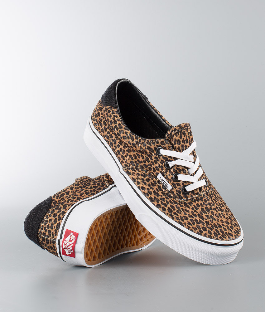 d2c94cc5dad3 Vans Era 59 Shoes (Mini Leopard) Brown True White - Ridestore.com