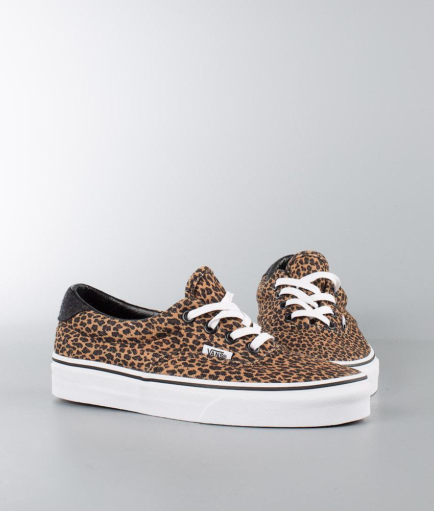 87f3f30df669 Vans Era 59 Shoes (Mini Leopard) Brown True White - Ridestore.com