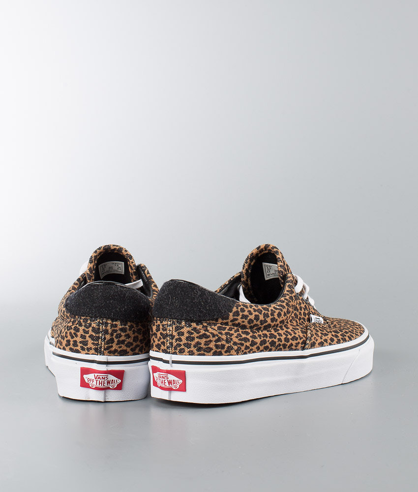 0f2197a74f6aca Vans Era 59 Shoes (Mini Leopard) Brown True White - Ridestore.com