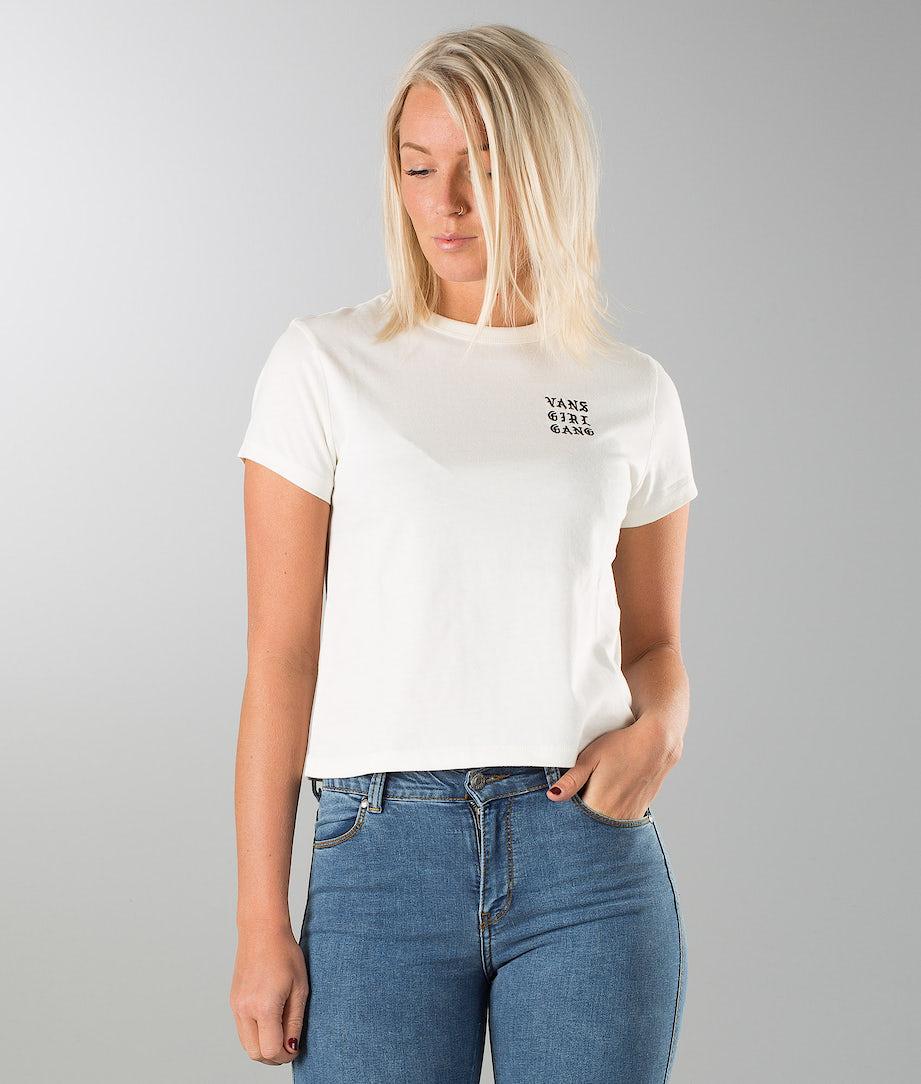 Vans Vans Clan Baby T-shirt Marshmallow