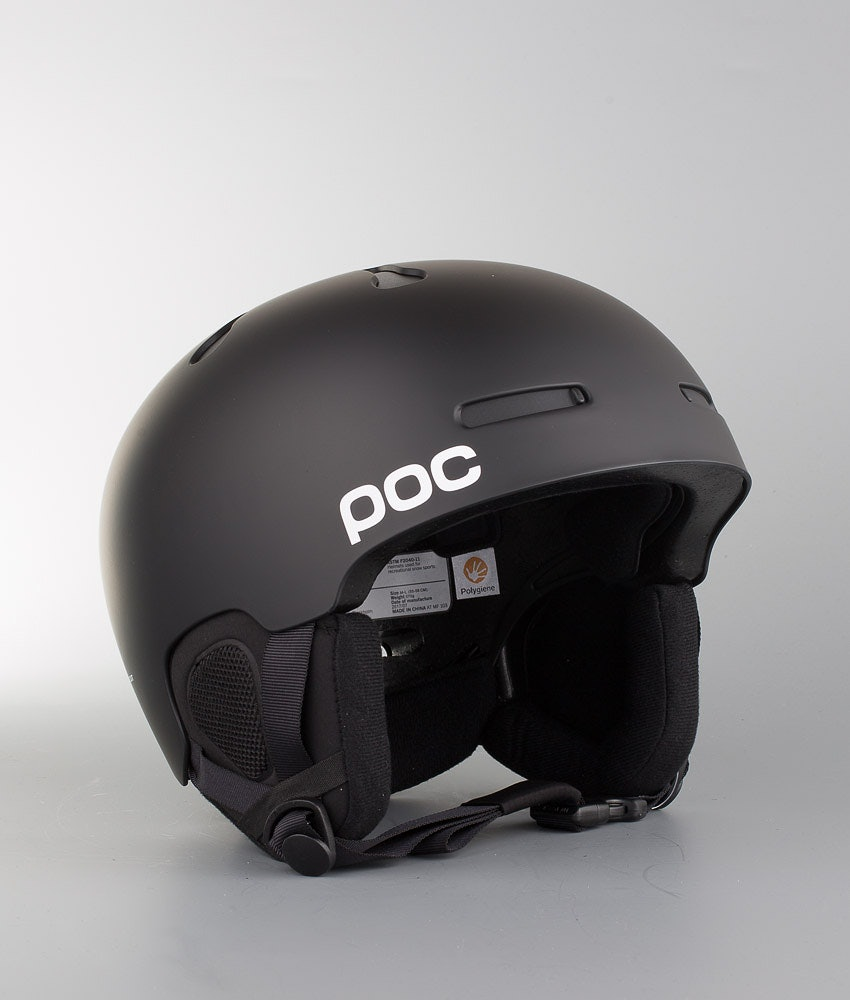 Poc Auric Cut Casco Snow Matt Black