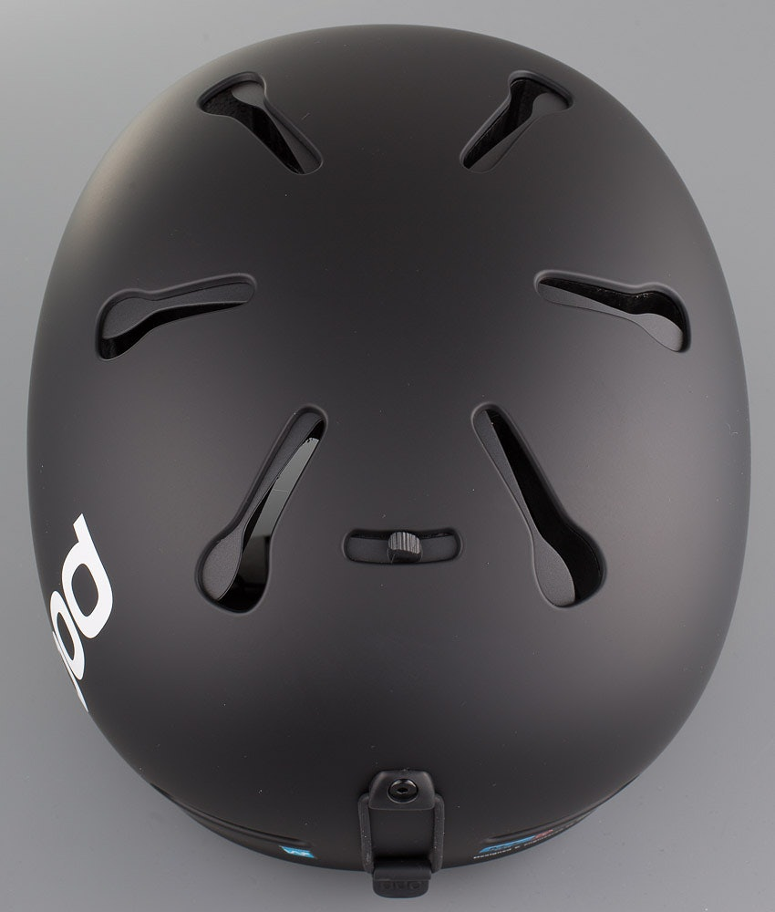 Poc Auric Cut Skihelm Matt Black